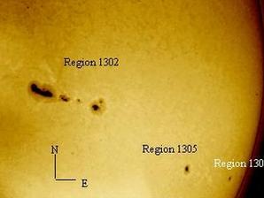 Solar Observations for April 2017