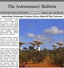 Astronomers Bulletin Vol 11  Issue 1  Jan-Mar 2021