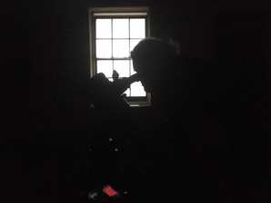 Our excellent telescope viewing night