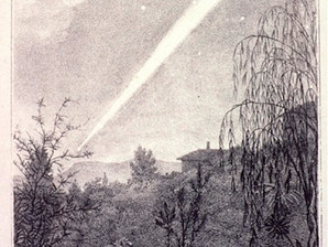 Did you know? Comets...dirty snowballs
