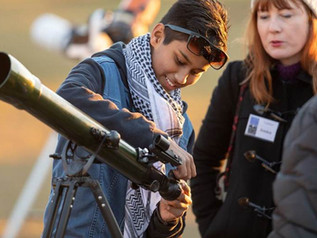 Stargazing and Amateur Astronomy Outreach by Members