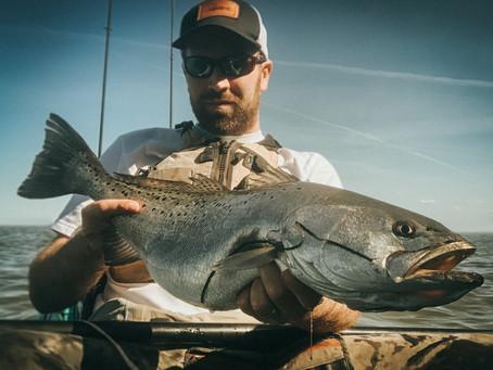9-5er Spotlight: Angler, Charlie Church