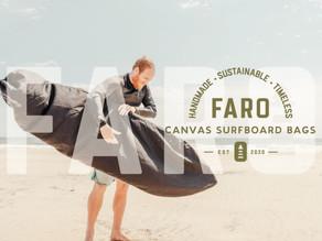 Brand Spotlight: Faro Board bags
