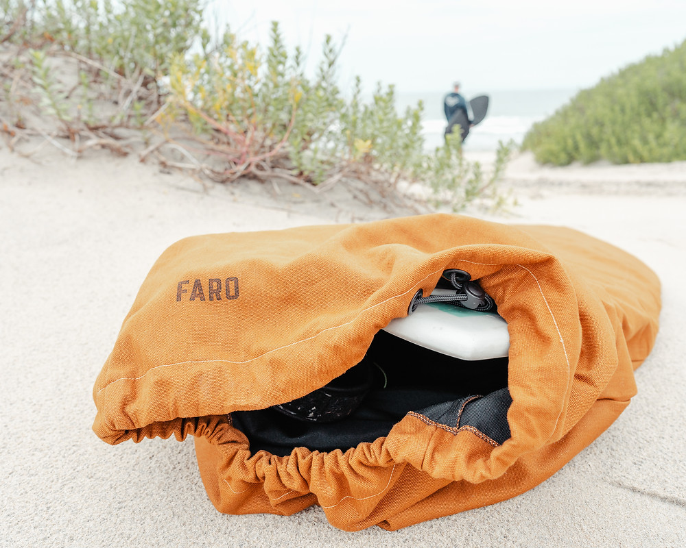 Faro Board Bags are rugged, durable, and built for adventure.