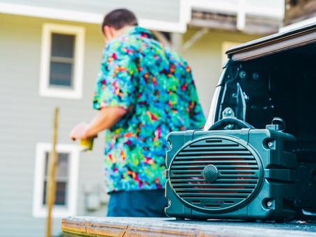 Five Reasons Why Turtlebox is the Best Outdoor Speaker