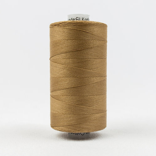 Wonderfil Konfetti 1000M Thread - Warm Brown