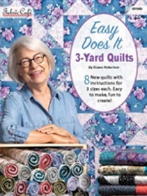 Fabric Cafe - Easy Does It 3-Yard Quilts