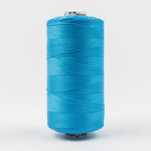 Wonderfil Konfetti 1000M Thread -Peacock Blue
