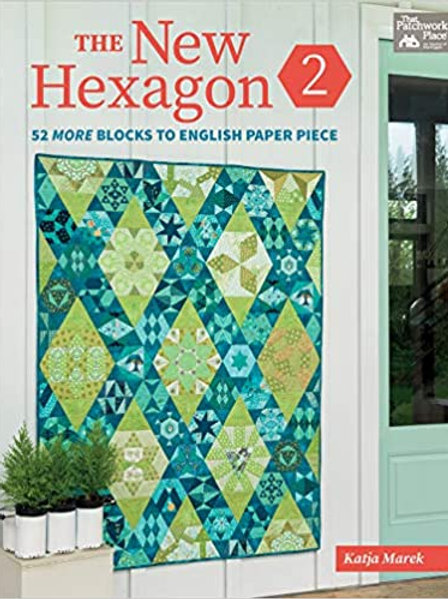 Bundle - New Hexagon 2 Book and Paper Piece Pack