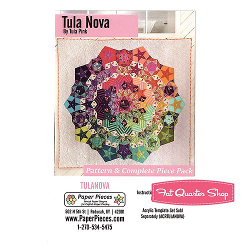 Tula Nova - Pattern and Complete Piece Pack