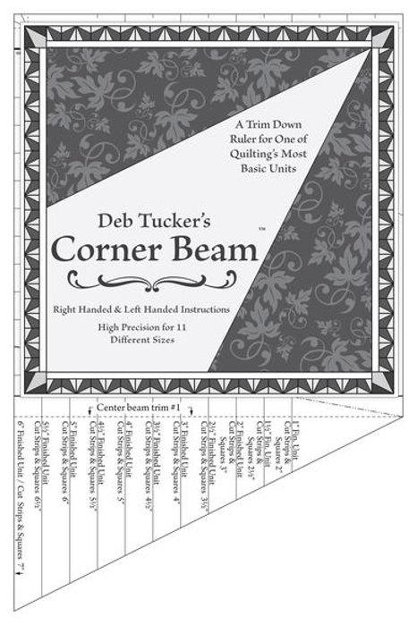 Deb Tuckers -Corner Beam
