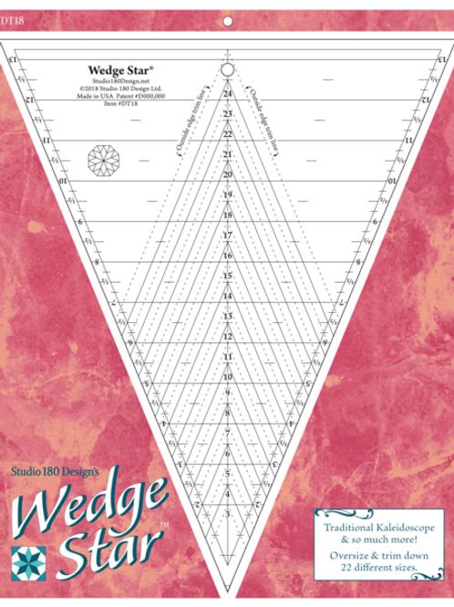 Deb Tuckers - Wedge Star
