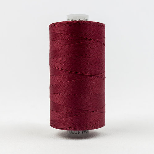 Wonderfil Konfetti 1000M Thread - Burgandy