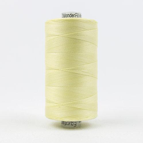 Konfetti 1000M Thread - Pale Yellow