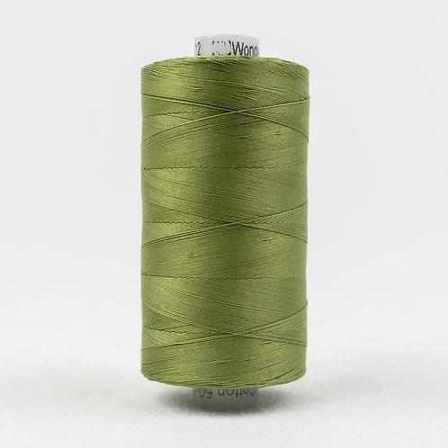 Wonderfil Konfetti 1000M Thread - Olive Green