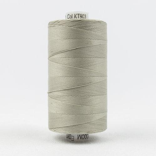 Wonderfil Konfetti 1000M Thread - Very Light Grey