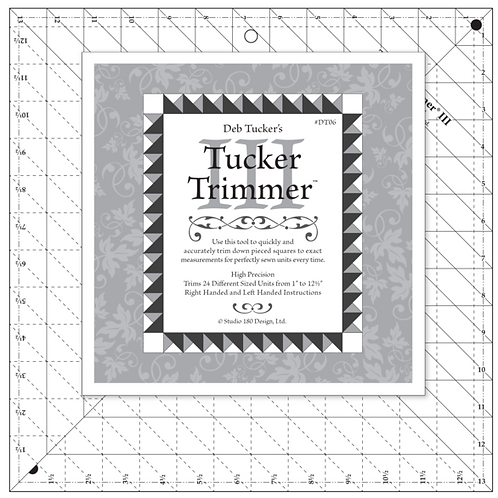 Deb Tuckers - Tucker Trimmer III