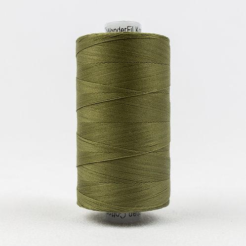 Wonderfil Konfetti 1000M Thread - Avacado Green
