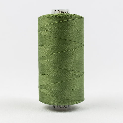 Wonderfil Konfetti 1000M Thread -Dark Olive