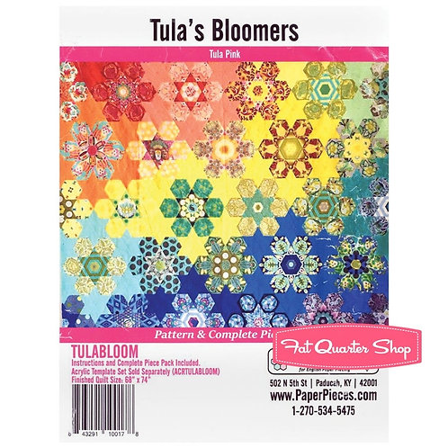 Tula's Bloomers Pattern and Complete Piece Pack