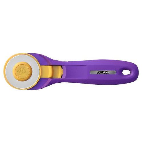 OLFA Quick Change SPLASH Rotary Cutter 45MM