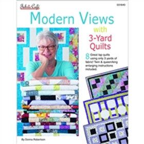 Fabric Cafe - Modern Views with 3-Yard Quilts