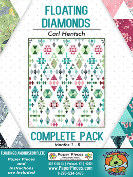 Carl Hentsch - Floating Diamonds Complete Pack EPP