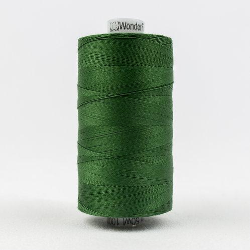 Konfetti 1000M Thread - Dark Christmas Green