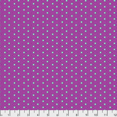 Tula Pink Hexy - Thistle