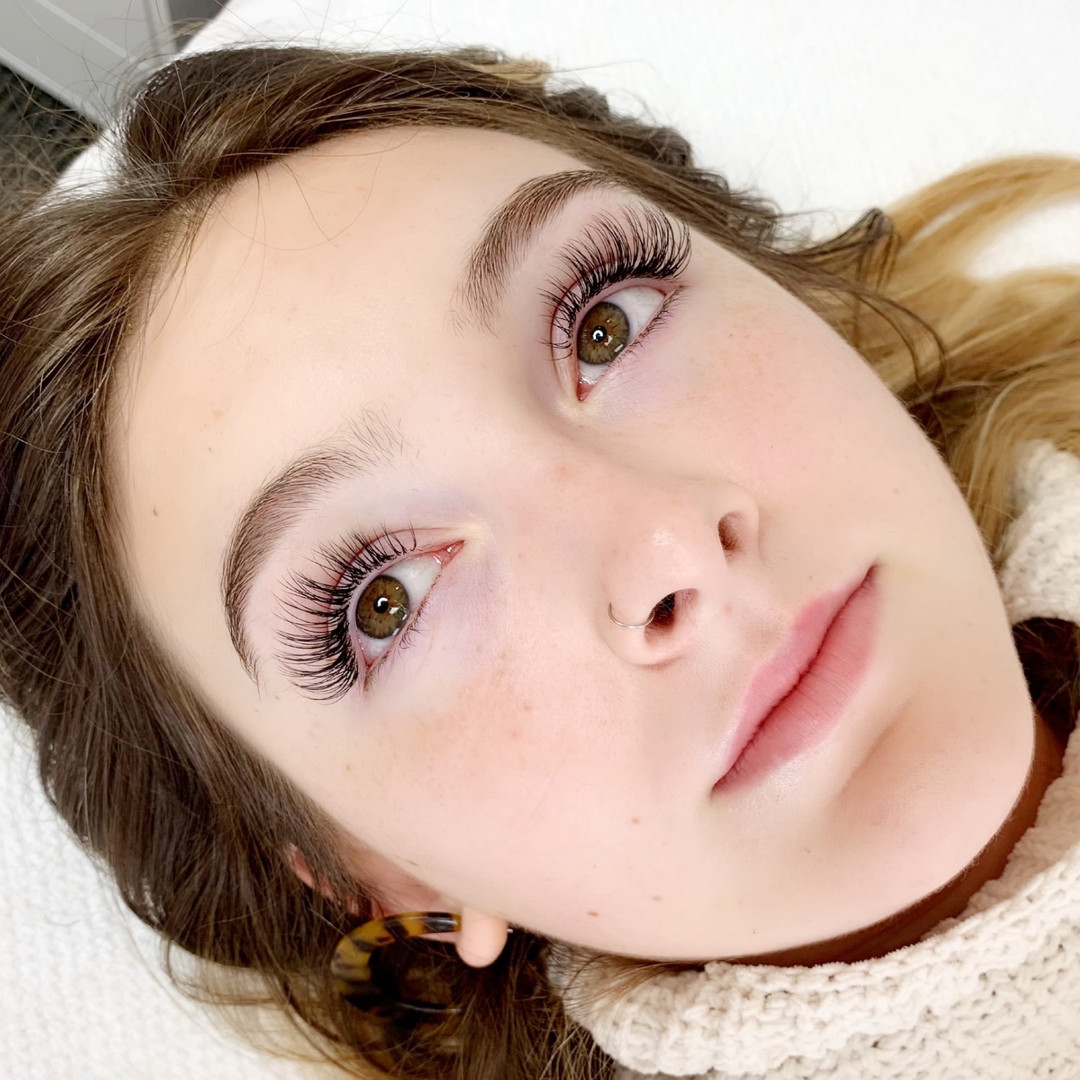 Dramatic Lash Extensions