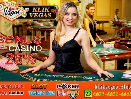 Apa Itu permaianan Live Casino ?