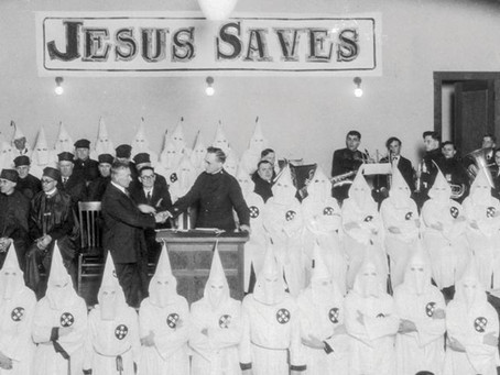 White Supremacy and American Christianity