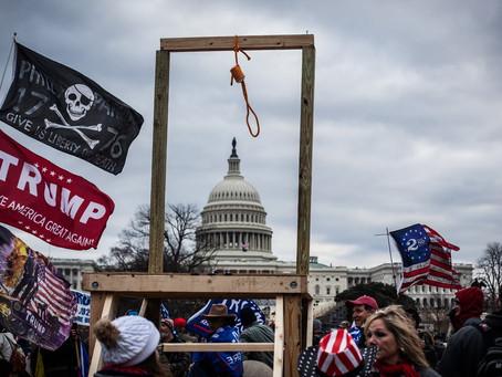 Pharaoh, Xenophobia, & The Assault on the Capitol