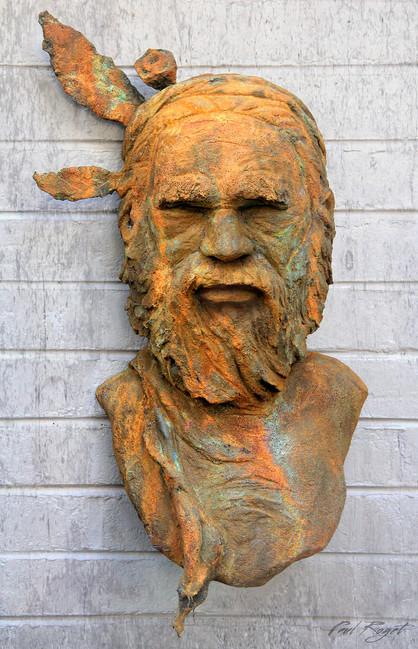 Man-Joogoordap sculpture Paul Roget.jpg