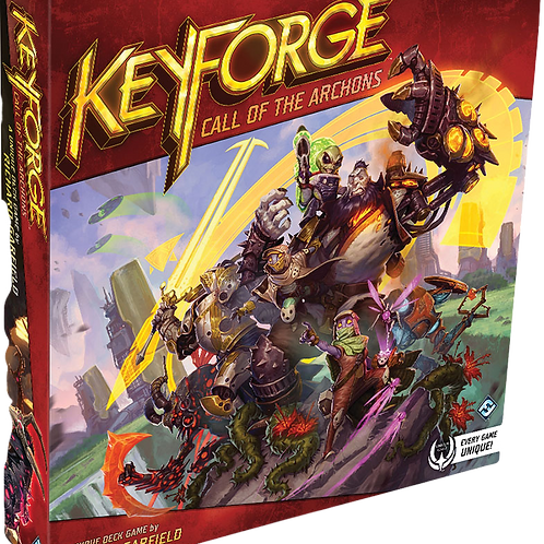 KeyForge: Call of the Archons (2 Player Starter Set)