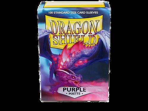 Dragon Shield Standard 100 ct Matte Purple