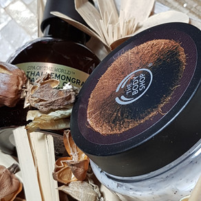 The body shop is like a great body care!