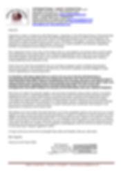 WC Spain 2020 Postponement Letter_Versio