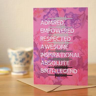 Birth Legend