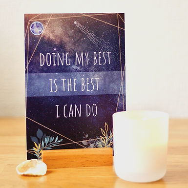 Affirmations: Student Stars Collection