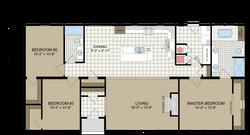Standard Floorplan Enterprise FH60