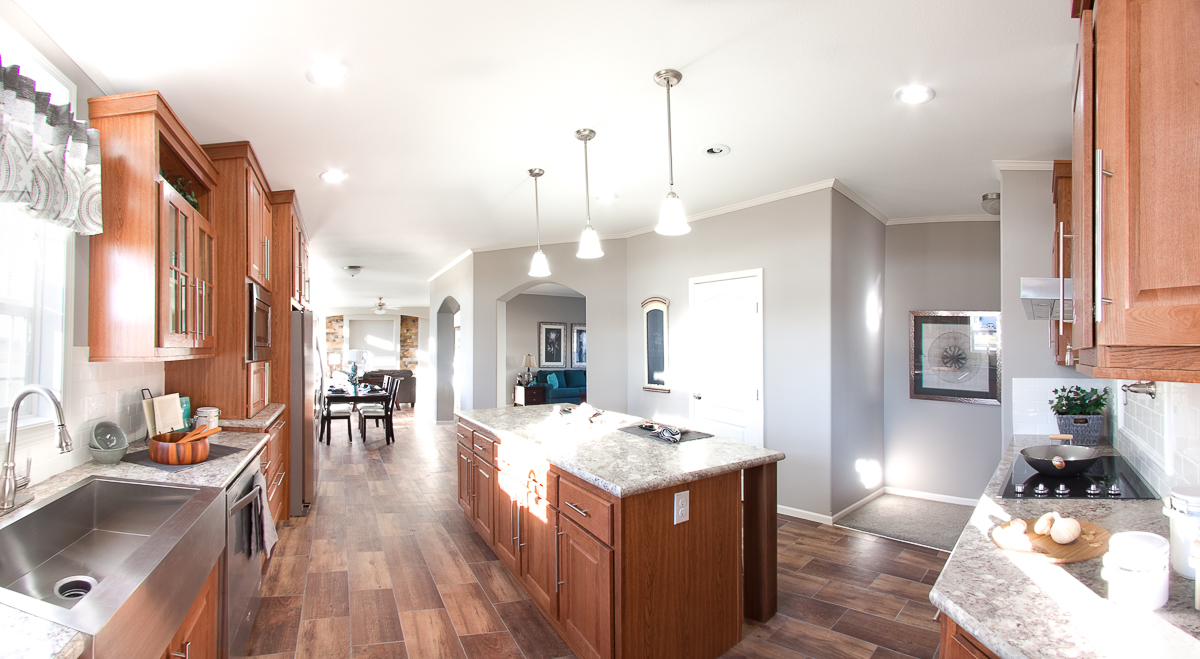 Light, airy and spacious