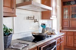Smart kitchen workspace