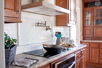 Y80 Kitchen Pot filler faucet over cooktop