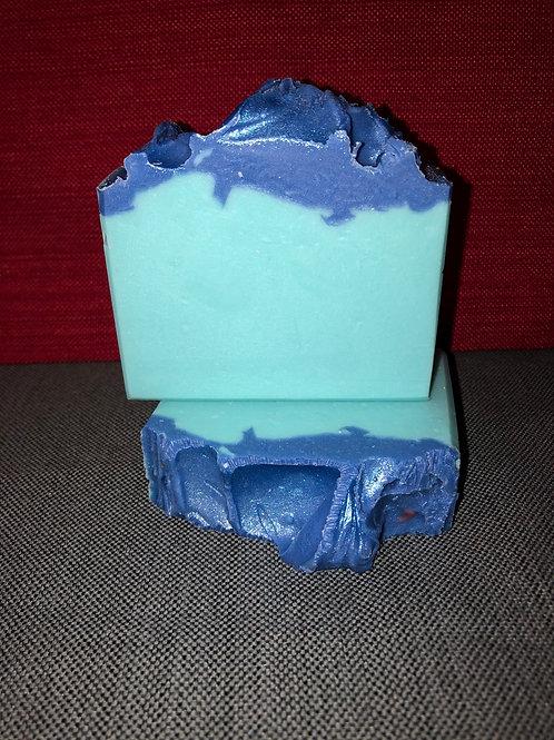 Winter Solstice Artisan Shea Butter Soap