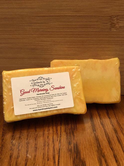 Good Morning Sunshine Artisan Soap