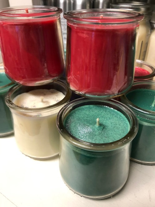 Soy Candle - 4.5 oz - Glass