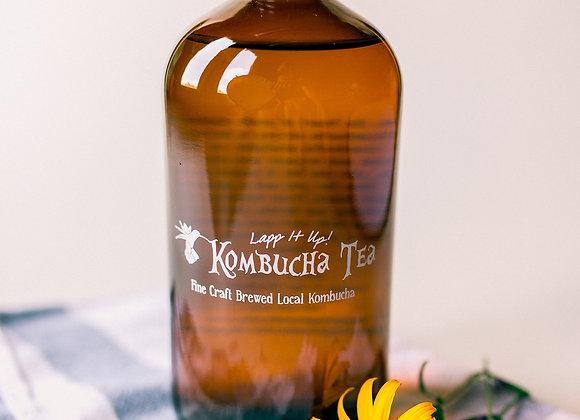 32 oz Growler of Kombucha