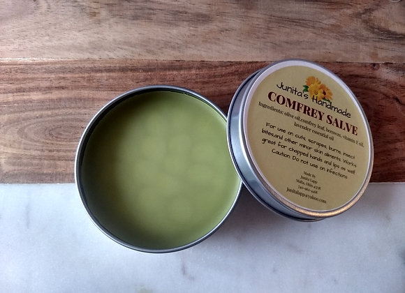 Comfrey Salve 2 oz