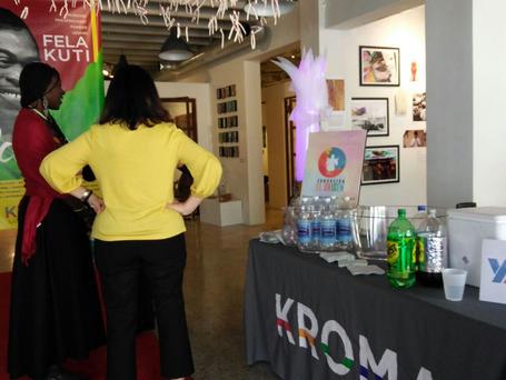 La Fundación El Origen participa en la exposición de arte de Kroma Art Space & Studios.